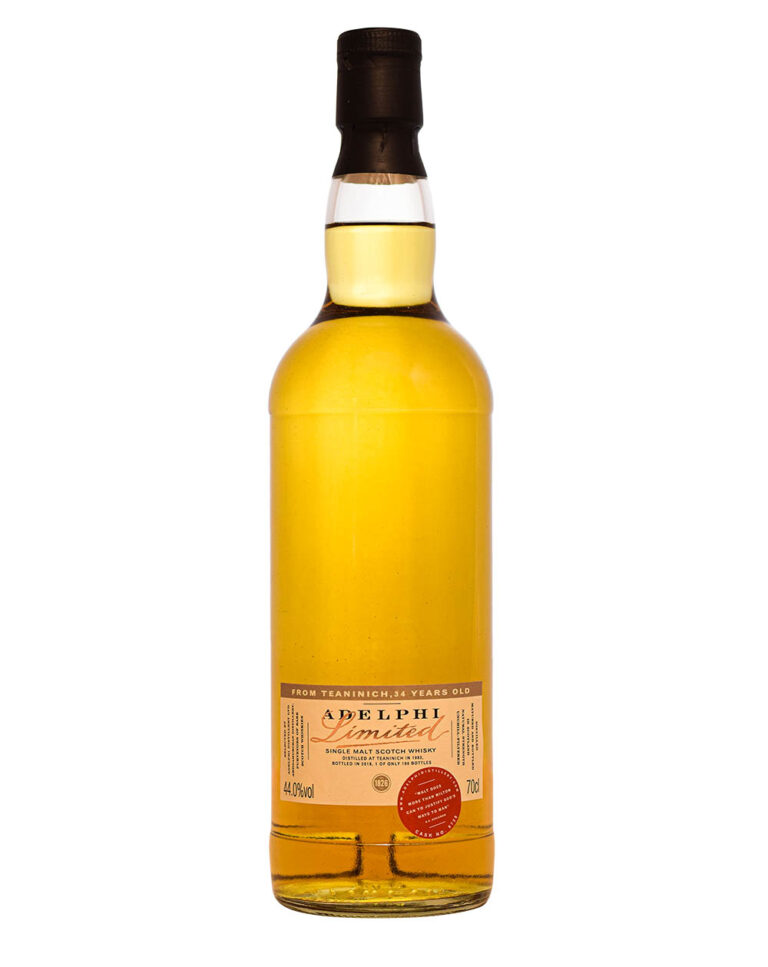Teaninich 1983 Adelphi Single Malt (34 Years Old) Musthave Malts MHM