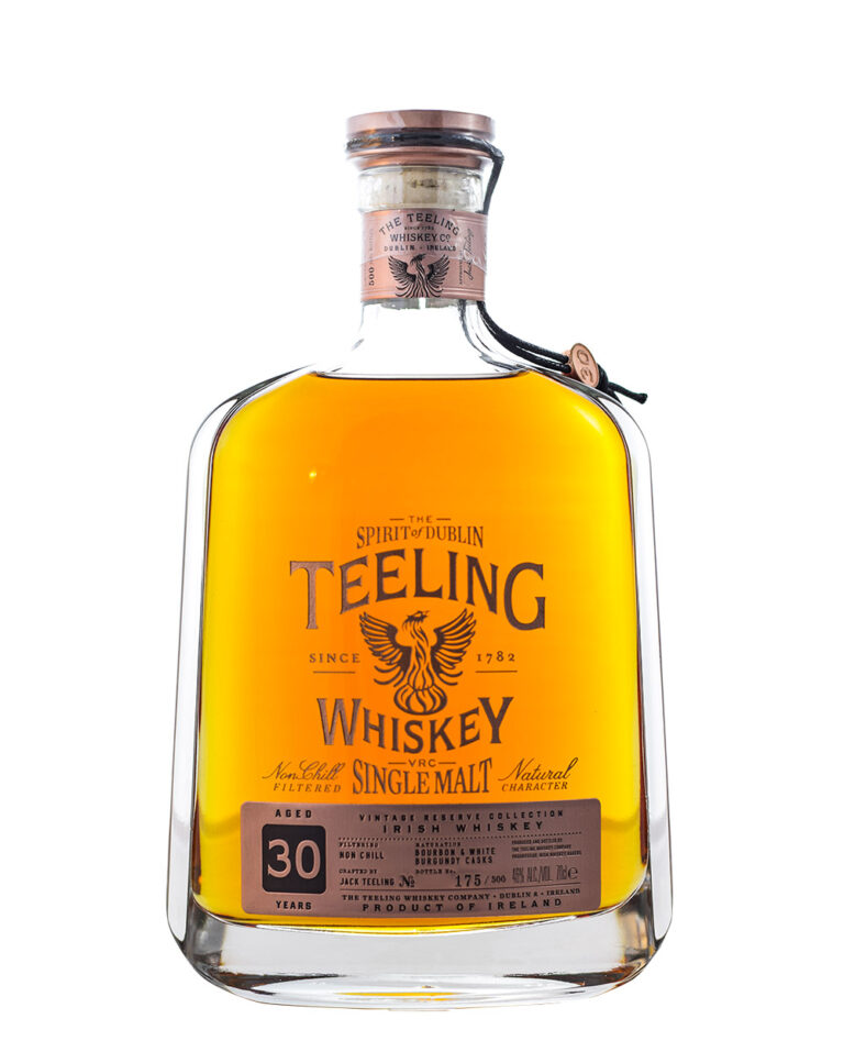 Teeling Vintage Reserve Collection (30 Years Old) Musthave Malts MHM