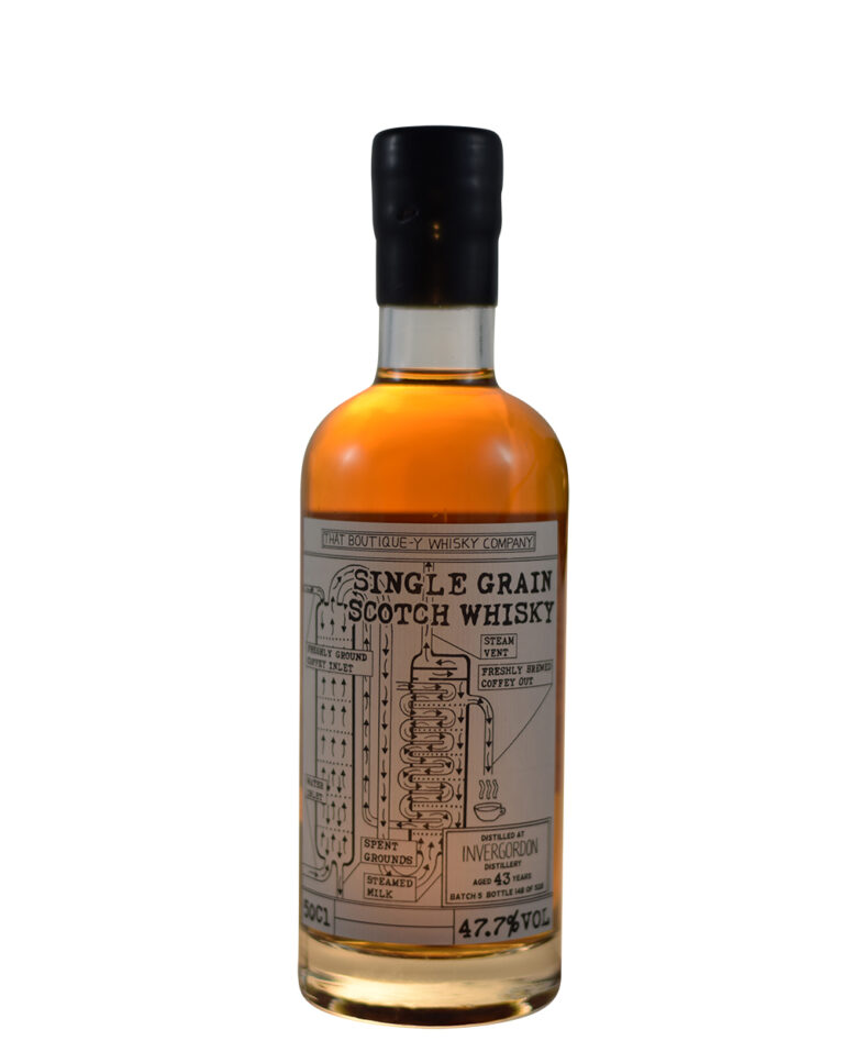 That Boutique-Y Whisky Company Single Grain Musthave Malts MHM