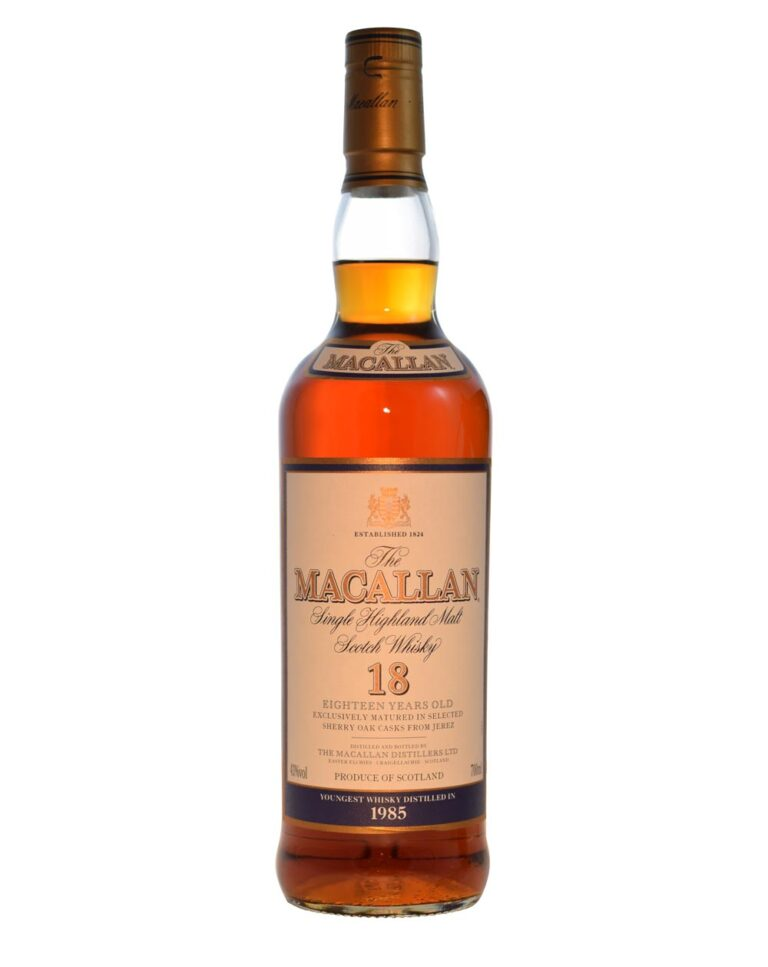 The Macallan 18 Years Old (Distilled in 1985) Musthave Malts MHM