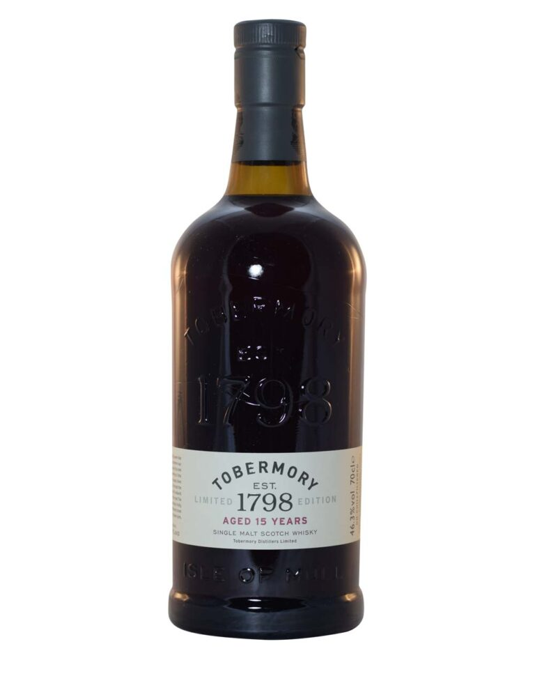 Tobermory 15 Years Old Musthave Malts MHM