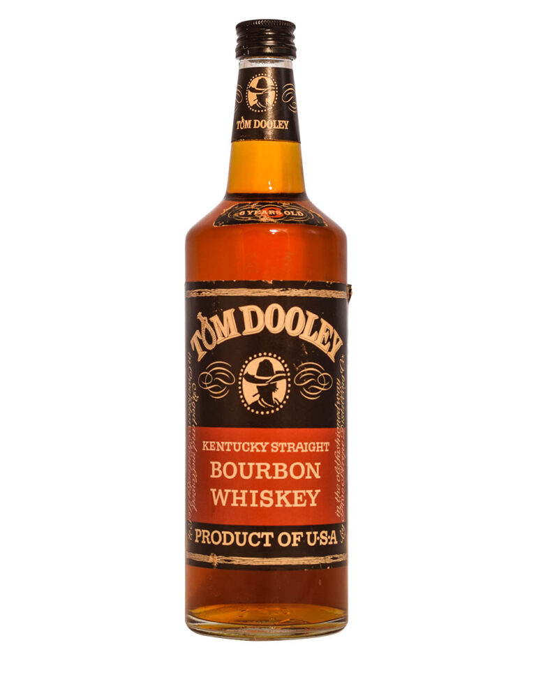 Tom Dooley Kentucky Straight Bourbon Whiskey Musthave Malts MHM