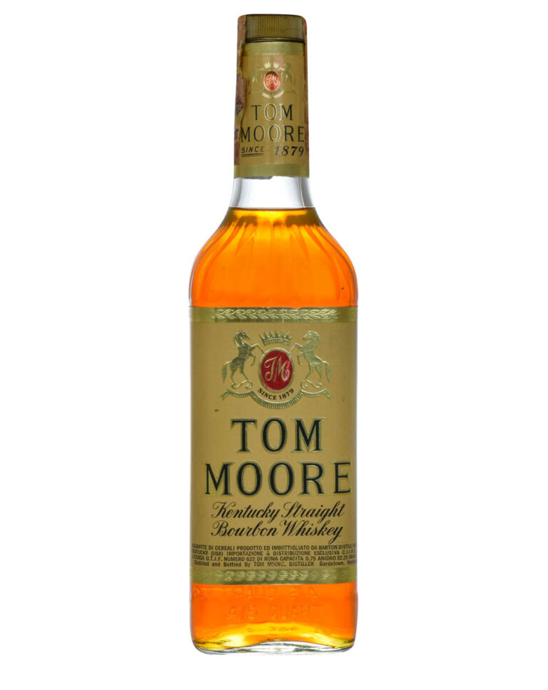 Tom Moore Kentucky Straight Bourbon Whiskey Musthave Malts MHM