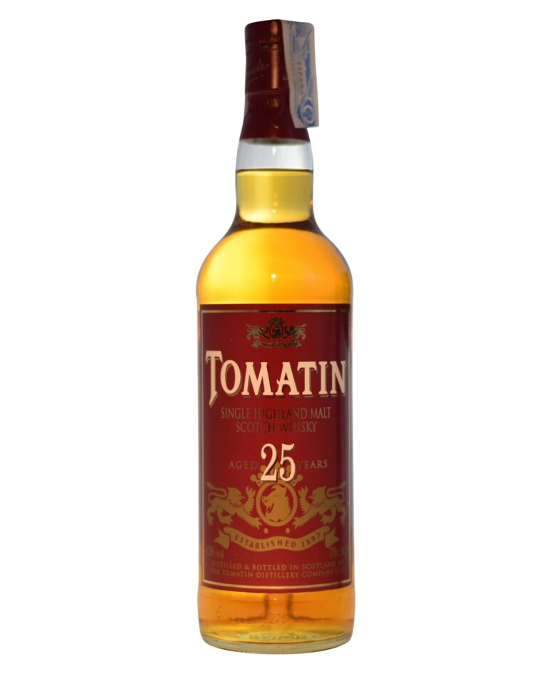 Tomatin 25 Musthave Malts MHM