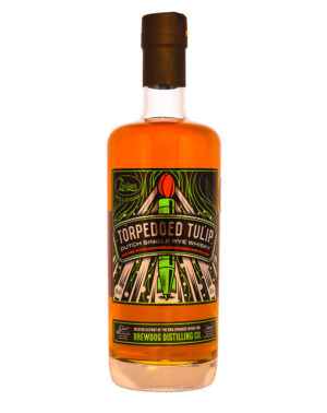 Torpedoed Tulip Dutch Single Rye Whisky Musthave Malts MHM