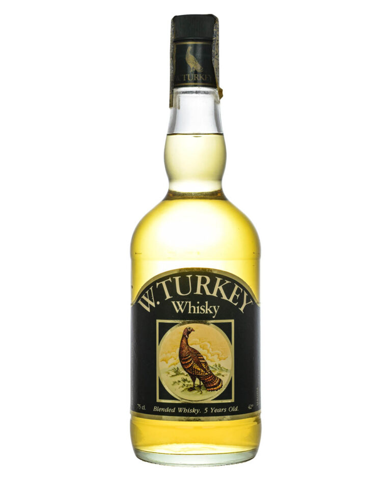W. Turkey Whisky 5 Years Old Musthave Malts MHM