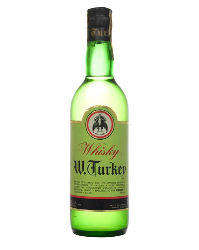 W. Turkey Whisky Musthave Malts MHM