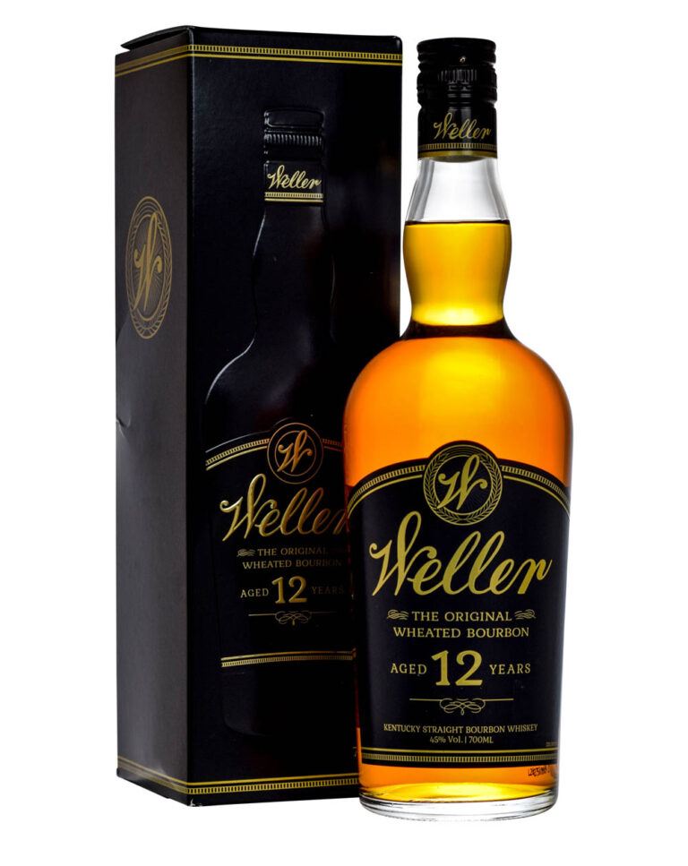 Weller 12 Years Old Box Musthave Malts MHM