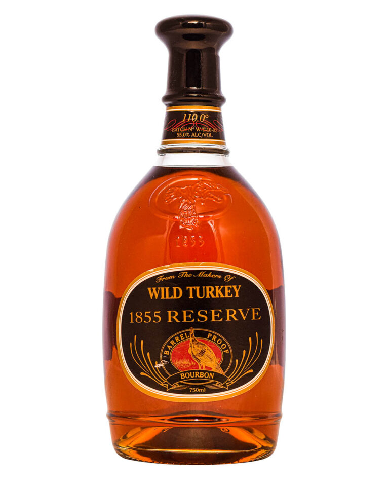 Wild Turkey 1855 Reserve Barrel Proof (1992) Musthave Malts MHM