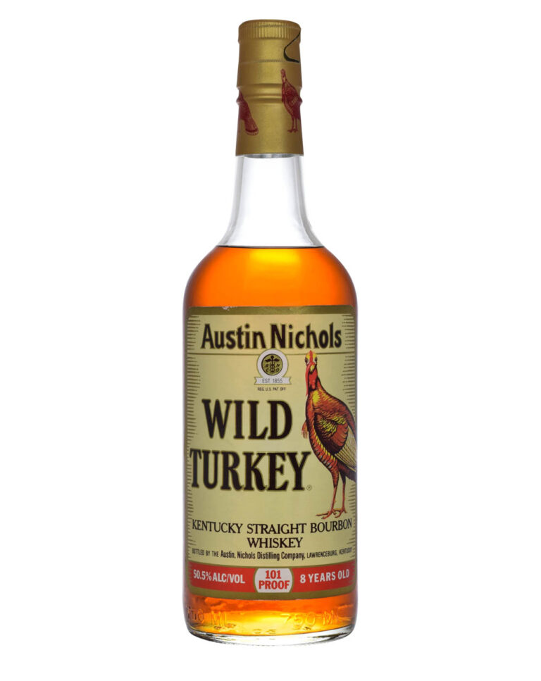 Wild Turkey 8 Years Old 101 Proof 1992 Musthave Malts MHM