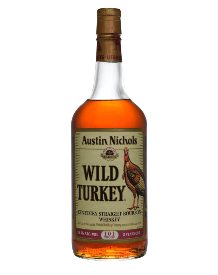 Wild Turkey 8 Years Old 101 Proof 1L 1996 Musthave Malts MHM