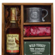 Wild Turkey 8 Years Old 101 Proof Match Box B Musthave Malts MHM