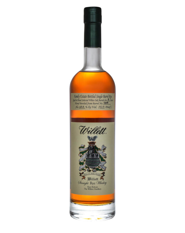 Willett 8 Years Old Rue Musthave Malts MHM