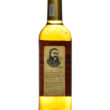 Wiser's De Luxe 10 Years Old Canadian Whisky Tax Strip 1973 Back Musthave Malts MHM